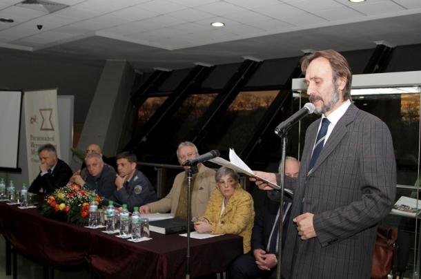 """10.02.2016 - Представяне на книгата """"Каймак -Чалан"""" в Стара Загора"""