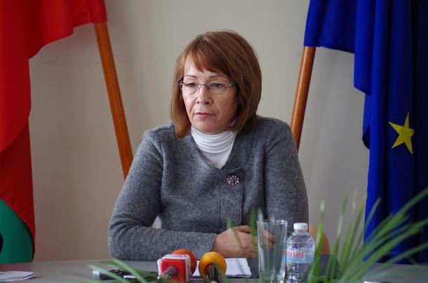 Галина Стоянова - кмет на Казанлък