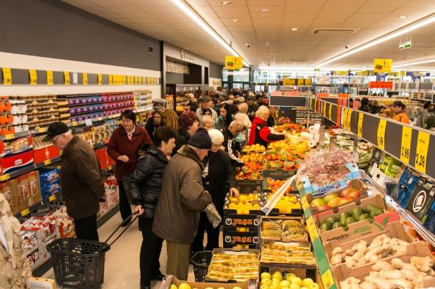 07.03.2016 - 80-ия обект от веригата магазини Лилд отвори врати в град Казанлък