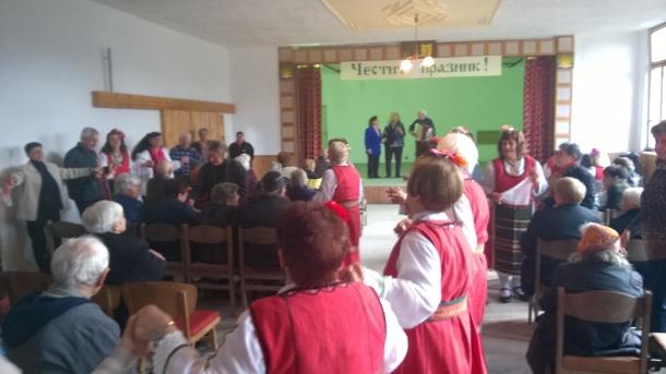 08.03.2016 - Празник на жените в Средногорово