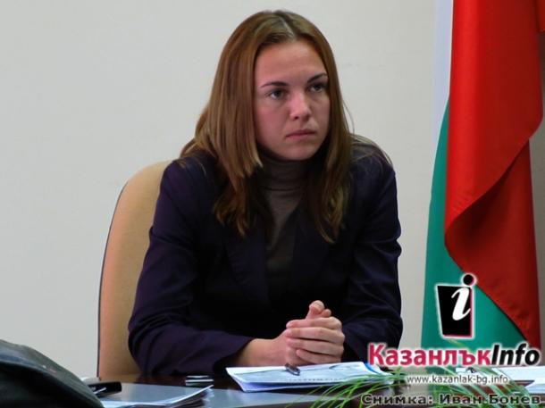 Лилия Цонкова