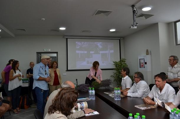 07.07.2016 - Министър Ангелкова