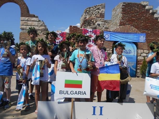 Изключителни успехи по математика за учениците от Крън на международния турнир в Несебър