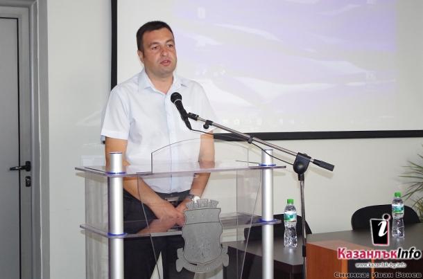26.08.2016 - В Казанлък бе открита десетата научна конференция на траколозите в България