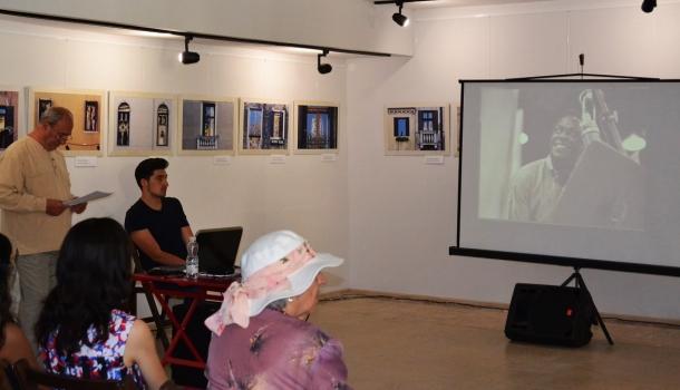 27.08.2016 - Джаз Кафе в музея на фотографията