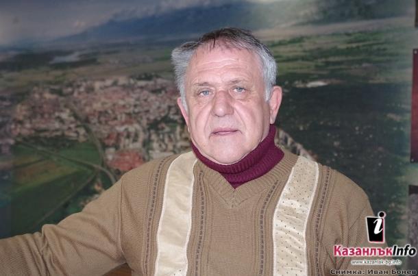 Николай Чалъков