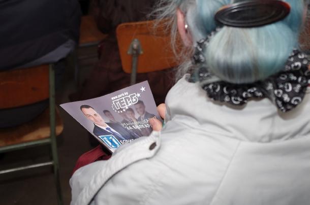 15.03.2017 -  Шейново поиска от  Борис Кърчев и Йоана Фильова да бъде чисто и красиво в България