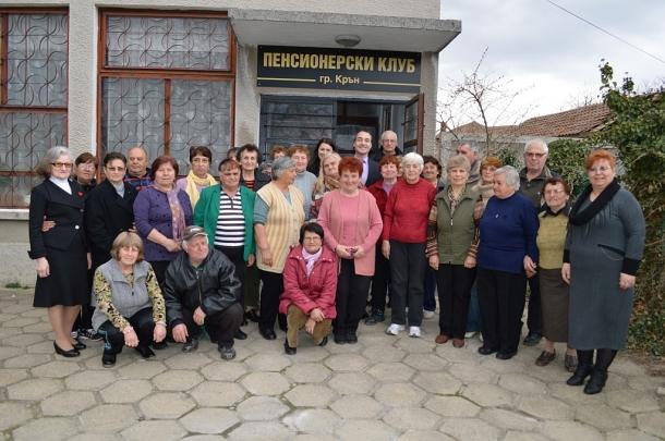 16.03.2017 - Борис Кърчев в Крън: Преференциалният вот е важен за да покажете на кого разчитате личн