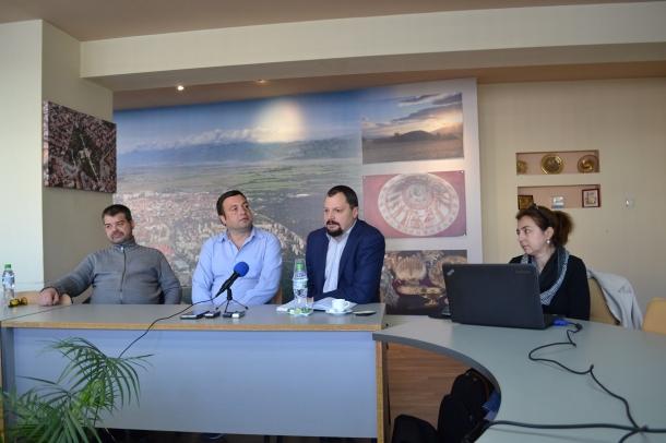 21.03.2017 - Казанлък – за първи път домакин на Международния конгрес по тракология