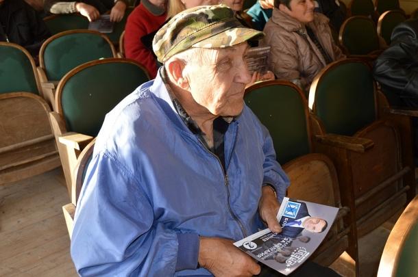 22.05.2017 - Горно Изворово към Борис Кърчев: В Парламента ще гледате повече за нашия край