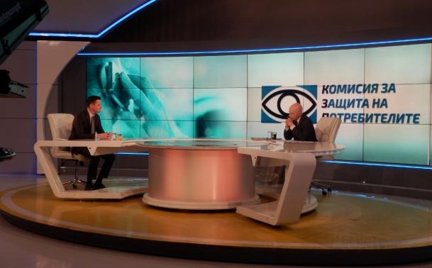 Димитър Маргаритов, председател на КЗП