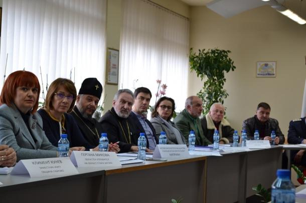 Мащабна среща за организацията на честванията на 3-ти март
