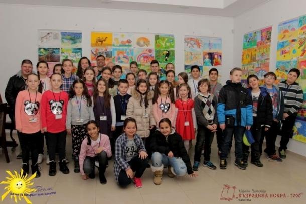 """Школа """"Ренина"""" открива своята седма годишна изложба"""