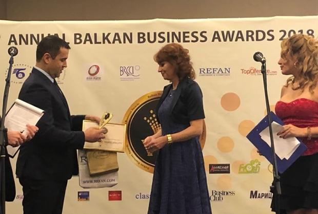 Община Стара загора с поредно признание за бизнеса в региона