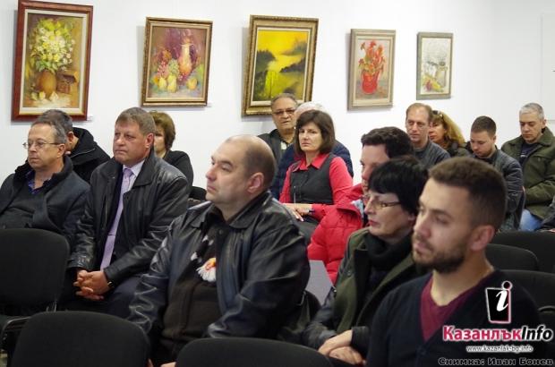 Казанлък е добър пример на икономическата карта на България
