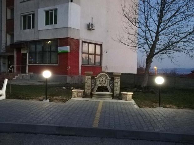 Завърши първия етап от благоустрояването на Централното пространство в гр. Шипка