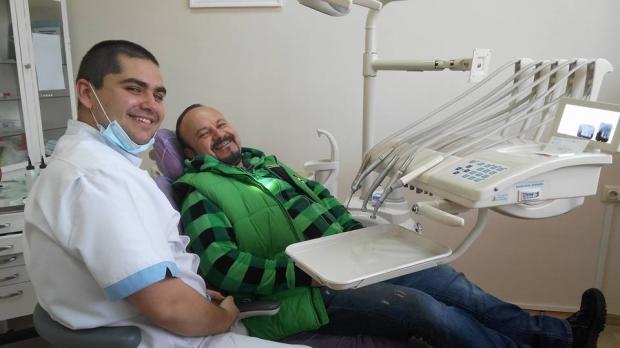 Средногорци ще ходят на осигурен безплатни стоматологични прегледи