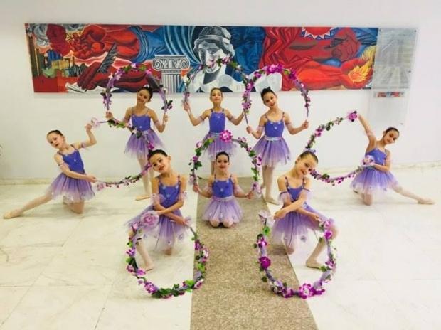 """Отлично представяне на БТЦ """"Грация"""" в български квалификации за Световните танцови финали Dance Worl"""