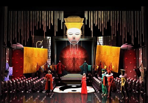 """За първи път в историята на оперното изкуство в България представят """"Турандот"""" с кукли в Стара Загор"""