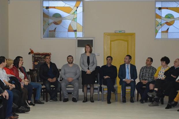Опознавателна среща проведоха в ГЕРБ - Казанлък между новоприети членове и ръководство