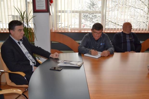 Добро партньорство между Казанлък и Брезово за 150г. от гибелта на Хаджи Димитър