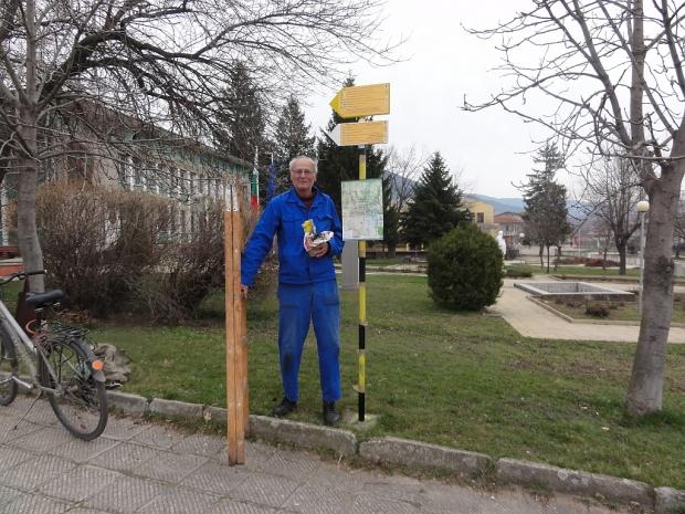 Модернизирана планинска маркировка в Шипка и Енина