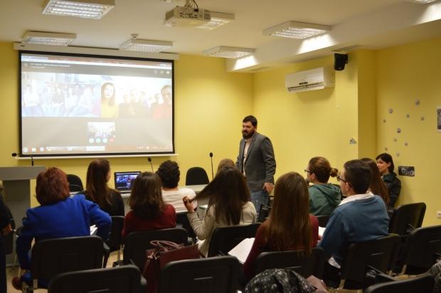 Младежи обсъждаха приоритети на европредседателството в три страни