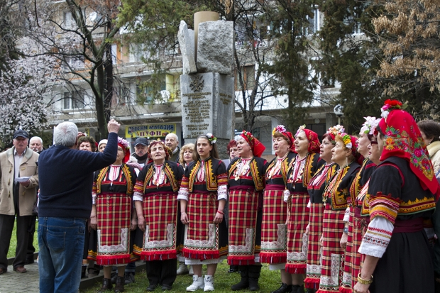 105 години от Одринската епопея и Деня на Тракия отбелязаха в Стара Загора