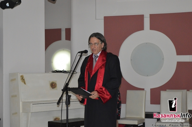22.05.2018 - Една академична година за Техническия колеж в Казанлък