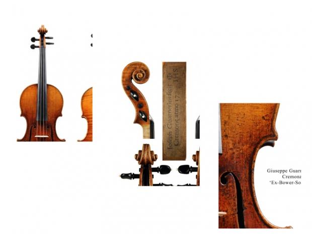 300-годишна уникална цигулка пристига в Казанлък
