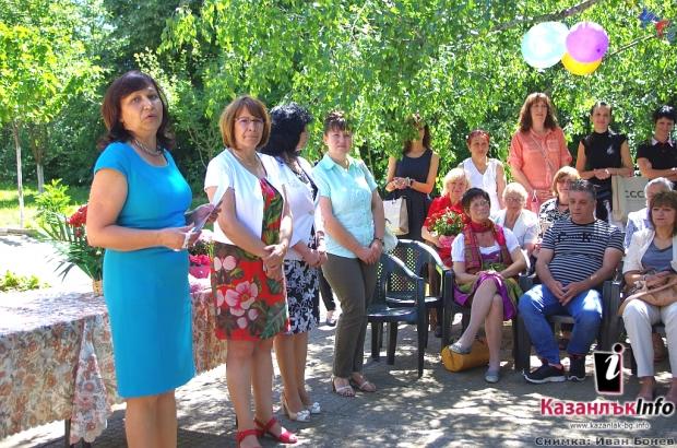 31.05.2018 - 20 години отпразнува Дом за стари хора №3 в Казанлък