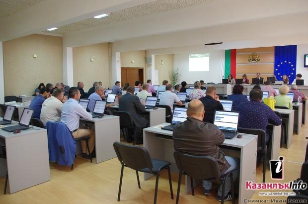 28.05.2018 - Общински съвет, сесия
