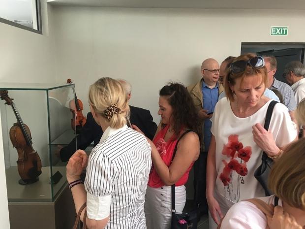 Делегати от най-високо ниво от ЕС посетиха Казанлък
