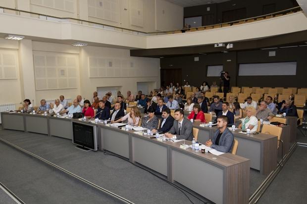 Над 60 решения взеха общинските съветници в Стара Загора