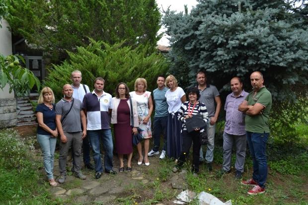 """Започва ремонтът за """"Защитено жилище"""" в село Дунавци"""