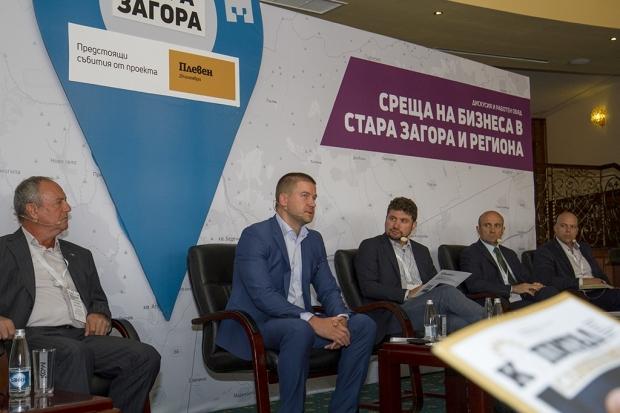 Кметът Живко Тодоров: Гледаме години напред за развитието на Стара Загора