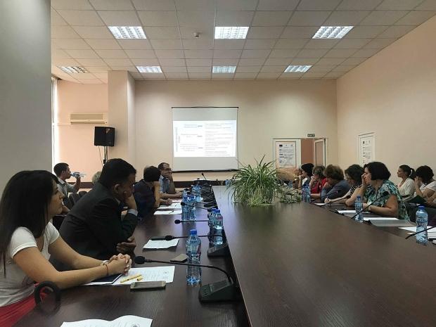 """Работен семинар """"Младежката заетост – реалност и перспективи"""""""
