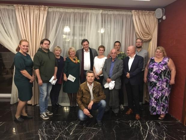Делегация от Казанлък гостува в побратимения Толиати, Русия