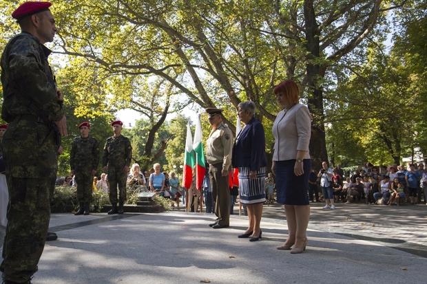 Стотици старозагорци честваха Деня на независимостта