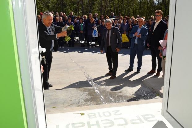 """Кметът на Казанлък участва в откриването на 7 нови обекта в """"Арсенал"""""""