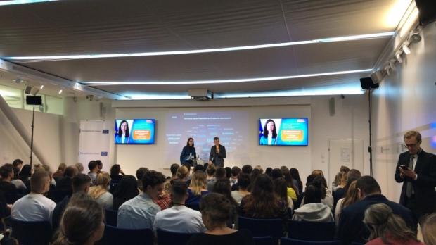 Мария Габриел с Интересен и динамичен дебат по множество въпроси в обхвата на цифровия единен пазар