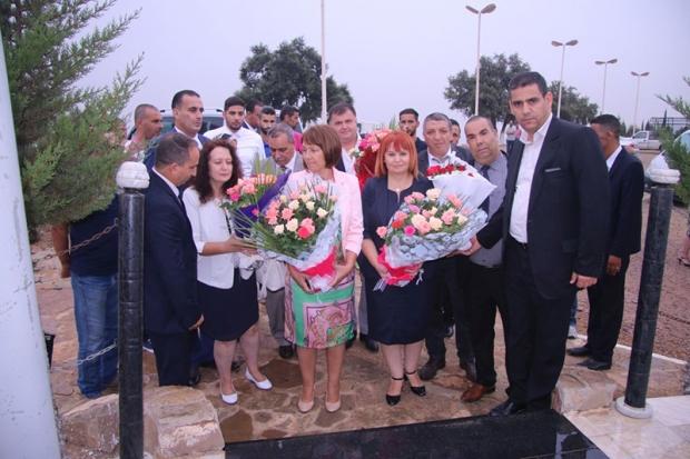 Работата с побратимени градове на Казанлък – шанс градът да се развива и в международен план