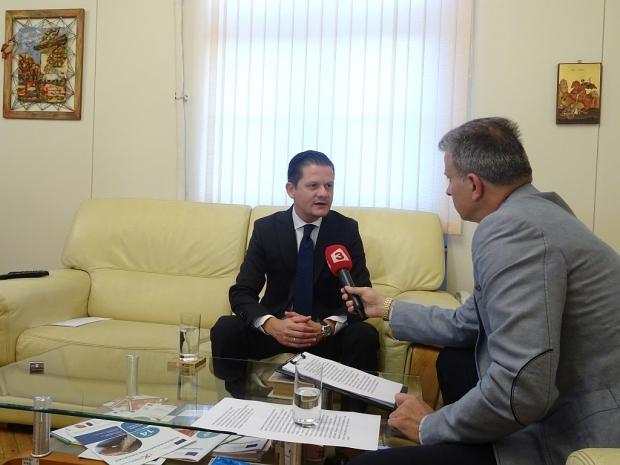 """Димитър Маргаритов: """"Комисията за защита на потребителите проверява търговците на зимни гуми и фаро"""