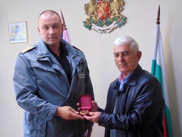 Връчиха отличия за участие в провеждането на Националния събор на запасното войнство
