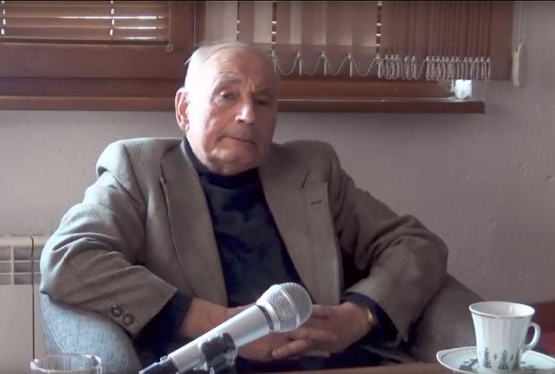 Георги Захариев от Казанлък