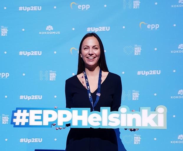 Евродепутатът Ева Майдел (ГЕРБ/ЕНП) е преизбрана за заместник-председател на МСП Европа до 2023 г.
