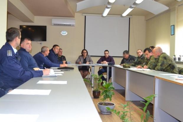 В община Казанлък е създадена организация за зимния сезон