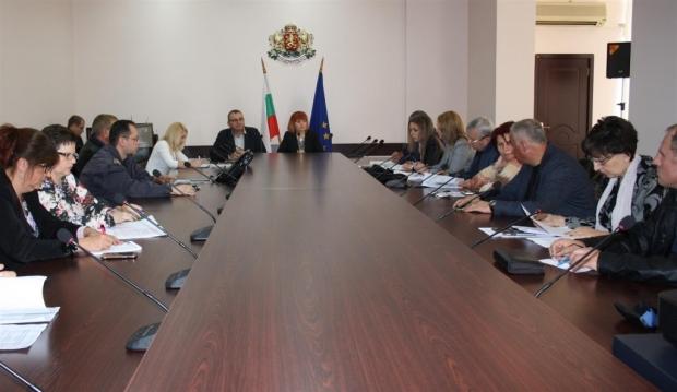 Проведе се заседание на Областната комисия за безопасност на движението