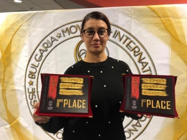 Успешно закриване на конкурсния сезон за 2018 година на казанлъшките грации