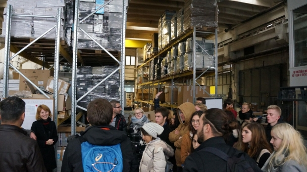 "младежкият обмен ""HELP- Healthy Environment, Less Pollution"", в град Кампина – Румъния"